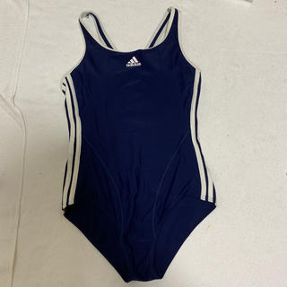adidas - 競泳水着 アディダス  adidas  ネイビー 紺色 Lサイズ 170センチ