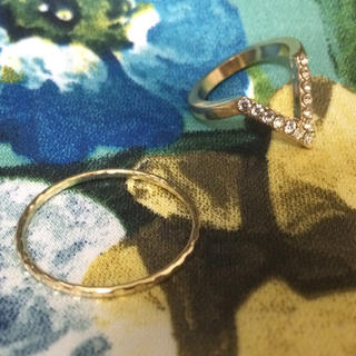 アンビー(ENVYM)のENVYM風ring(リング(指輪))