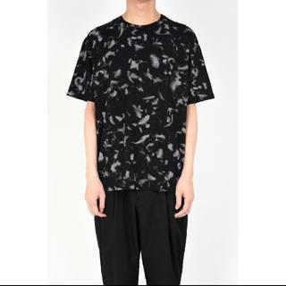 ラッドミュージシャン(LAD MUSICIAN)の18ss BIG T-SHIRT  44 グレー(Tシャツ/カットソー(半袖/袖なし))