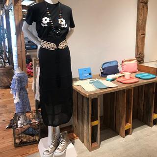 ロンハーマン(Ron Herman)の新品 RHCロンハーマン   ニットスカート(ひざ丈スカート)