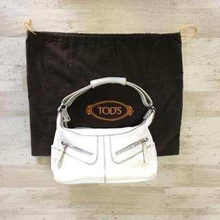 トッズ(TOD'S)のTOD'S ショルダーバック(ハンドバッグ)