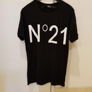 ヌメロヴェントゥーノ(N°21)のヌメロヴェントゥーノ Tシャツ N21(Tシャツ(半袖/袖なし))