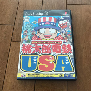 PlayStation2 - プレステ2 桃太郎電鉄USA