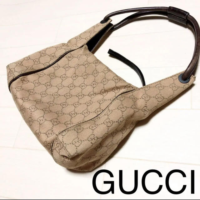 Gucci - 美品 GUCCI グッチ ハンドバッグ 正規品の通販 by アミンナナ's shop|グッチならラクマ