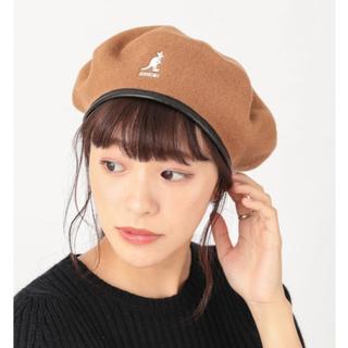 カスタネ(Kastane)のkastane KANGOLベレー帽(ハンチング/ベレー帽)