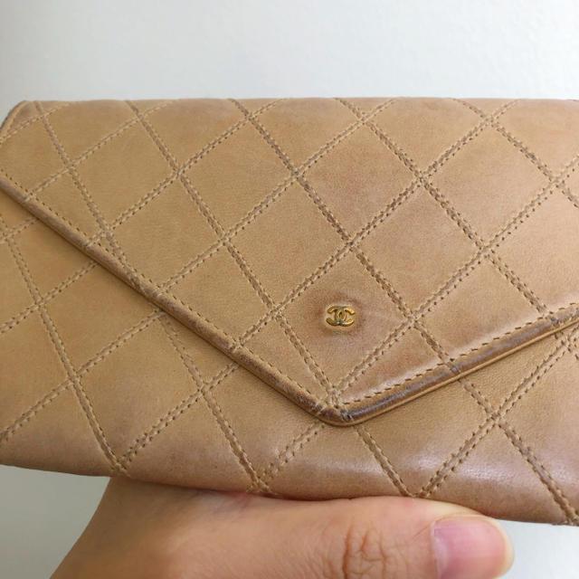 CHANEL - ★確認ページ★❤️ヴィンテージ・希少品❤️シャネル 財布の通販 by YOYO|シャネルならラクマ