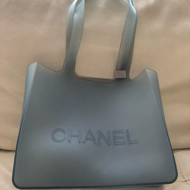 CHANEL - シャネルラバートートバッグの通販 by ううあ's shop|シャネルならラクマ