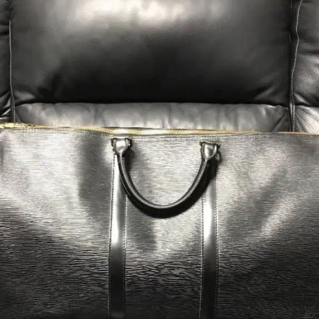 LOUIS VUITTON - ルイヴィトン キーポル60の通販 by たけし's shop|ルイヴィトンならラクマ
