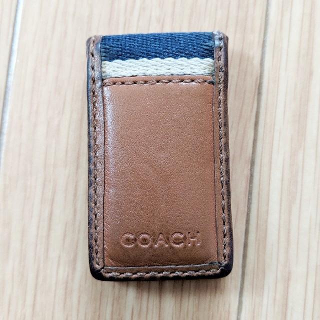 COACH(コーチ)のコーチ COACH マネークリップ お札 財布 メンズのファッション小物(マネークリップ)の商品写真