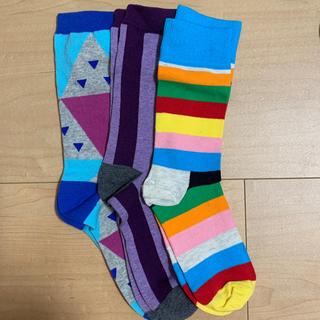 ロンハーマン(Ron Herman)のニューヨーク ソックスセット happy socks(ソックス)