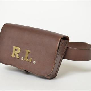 ラルフローレン(Ralph Lauren)の■Ralph Lauren■leather RL westbag(ボディバッグ/ウエストポーチ)
