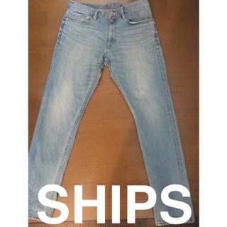 シップス(SHIPS)のSHIPS ウォッシュドデニム(デニム/ジーンズ)