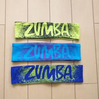ズンバ(Zumba)のZumba ヘアバンド(ダンス/バレエ)