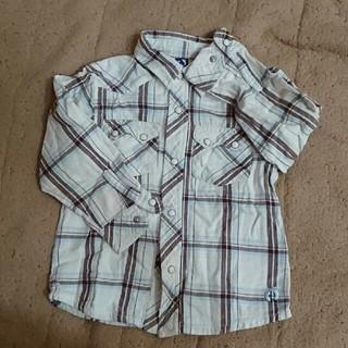 長袖シャツ  95   ハングテン