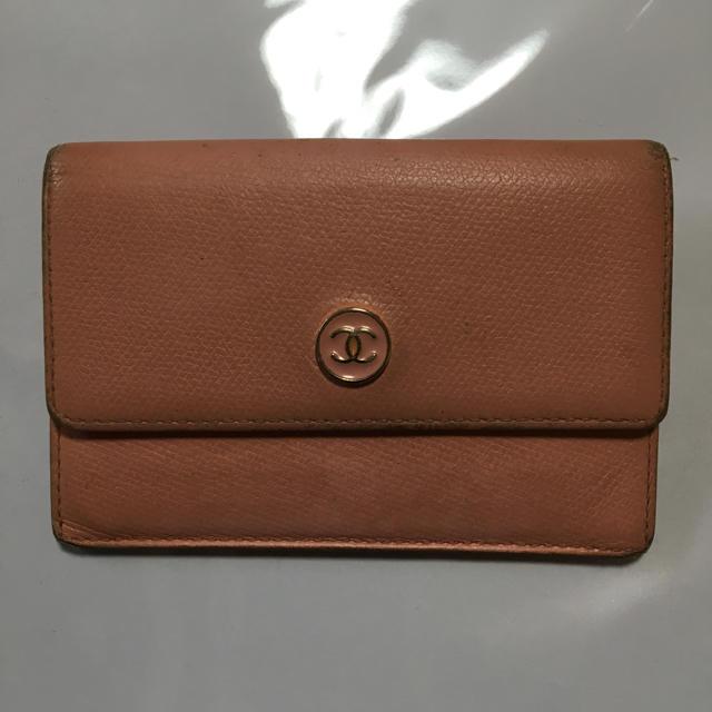 CHANEL - CHANEL財布の通販 by アッキー's shop|シャネルならラクマ