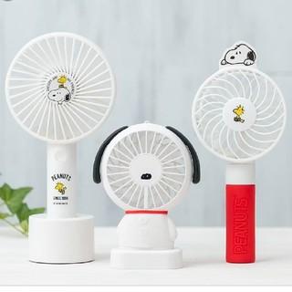 スヌーピー(SNOOPY)の新品♡スヌーピー♡ハンディファン(扇風機)