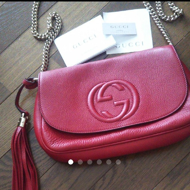 bvlgari 財布 コピー 0表示 - Gucci - 未使用 グッチ ショルダーバッグの通販 by kei|グッチならラクマ