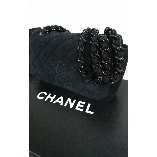 CHANEL - CHANELパイル&プラチェーンバッグの通販 by mami|シャネルならラクマ