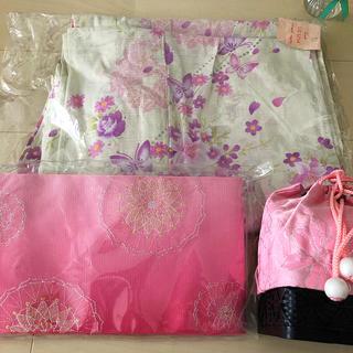 リズリサ(LIZ LISA)のLIZ LISA 浴衣3点セット♡(浴衣)