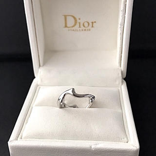 ディオール(Dior)の値下げ中 ディオール ボワ.ドゥ.ローズ WGリング(リング(指輪))