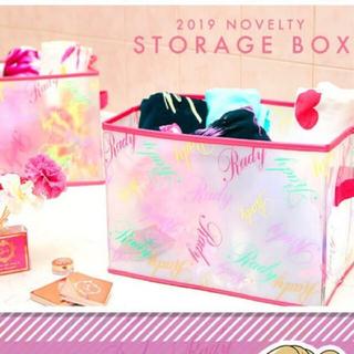 レディー(Rady)のRady ノベルティー 収納BOX(ケース/ボックス)