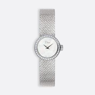 ディオール(Dior)のLA MINI D DE DIOR SATINE(腕時計)