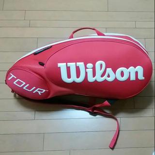 ウィルソン(wilson)のウィルソン ラケットバック(バッグ)
