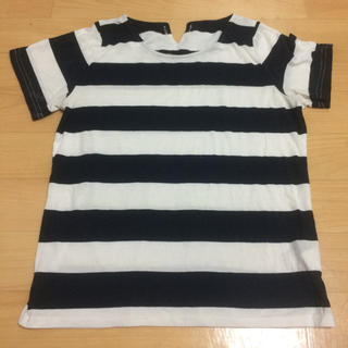 ボーダーTシャツ♡(Tシャツ(半袖/袖なし))