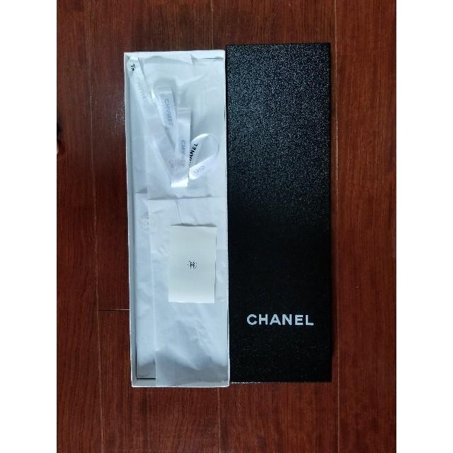 CHANEL - シャネル ネクタイ空箱の通販 by いっちゃん|シャネルならラクマ