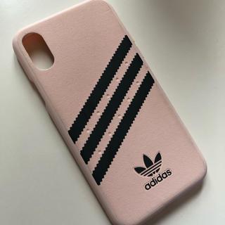 アディダス(adidas)のadidas iPhone x.xsケース(iPhoneケース)