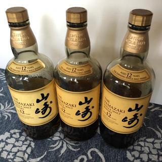 サントリー(サントリー)の山崎 12年 totoさん専用(ウイスキー)