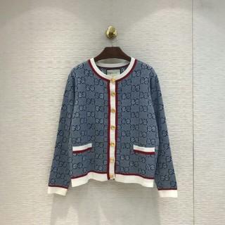 グッチ(Gucci)の新品グッチ セーター カーディガン レディース 秋(ニット/セーター)
