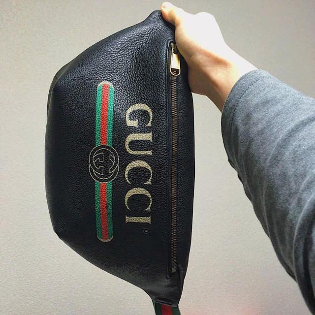 Gucci - 正規品 GUCCI バック ウエストポーチの通販 by じじ's shop|グッチならラクマ