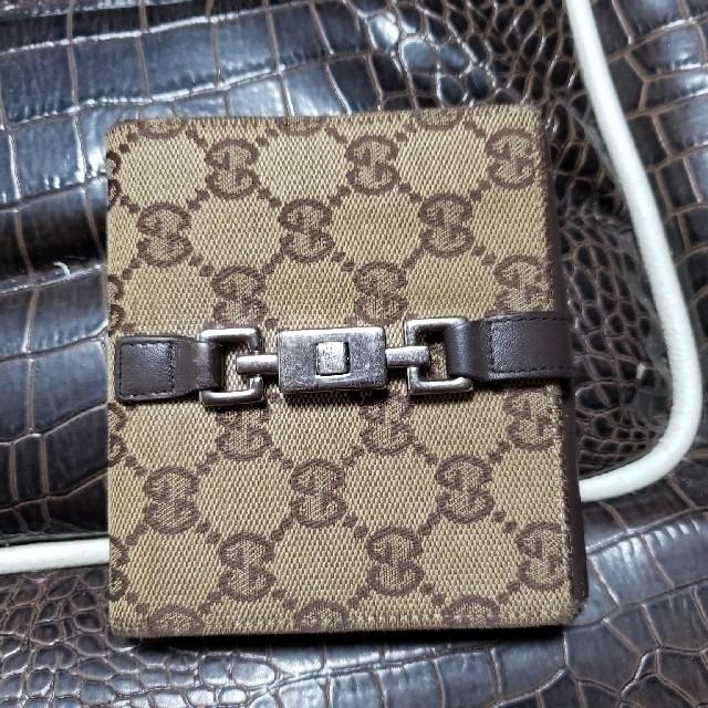 Gucci - GUCCI 2つ折り財布の通販 by うに's shop|グッチならラクマ
