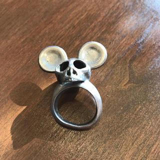 ミルクボーイ(MILKBOY)のミルクボーイ ドクロネズミリング(リング(指輪))