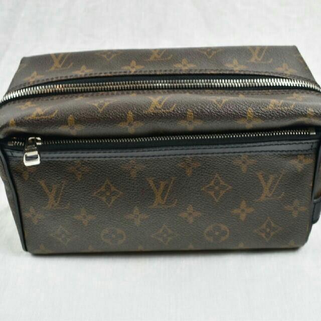 LOUIS VUITTON - ルイヴィトン モノグラム トゥルース トワレット マカサー  セカンドバッグの通販 by リラ's shop|ルイヴィトンならラクマ