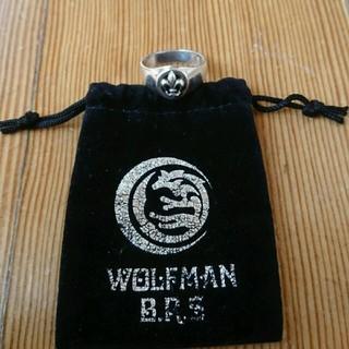 ウルフマンBRS フレアリング(リング(指輪))