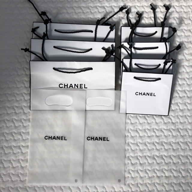 CHANEL - シャネル ショップ袋の通販 by etoile's shop|シャネルならラクマ