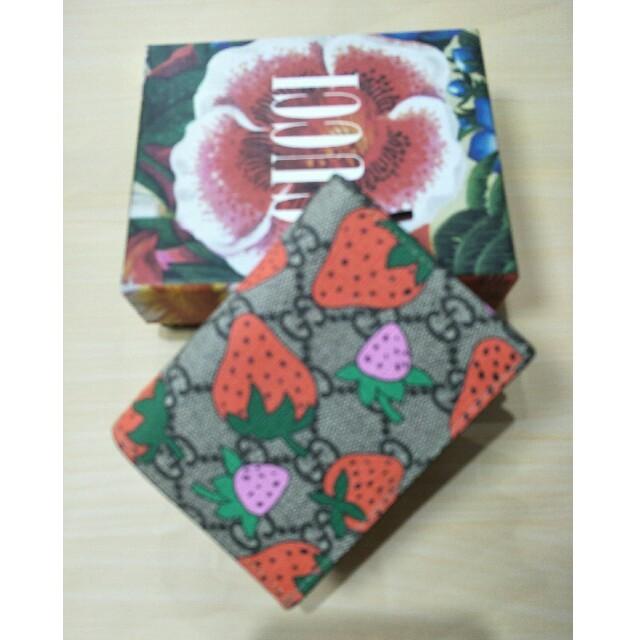 Gucci - 人気品 グッチ GUCCI 折り財布 レディース の通販 by リカ🕶☆*リカ's shop|グッチならラクマ