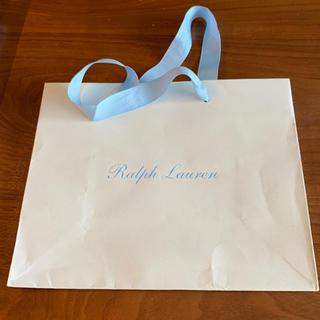 ラルフローレン(Ralph Lauren)のラルフローレン紙袋(ショップ袋)