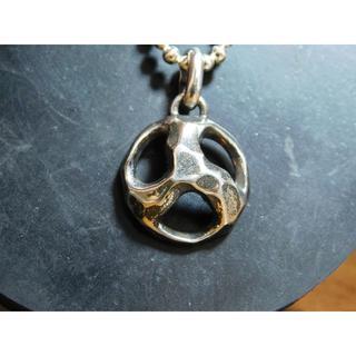 ガルニ(GARNI)の極美品 GARNI ガルニ ネックレス アクセサリー サークルホイール(ネックレス)