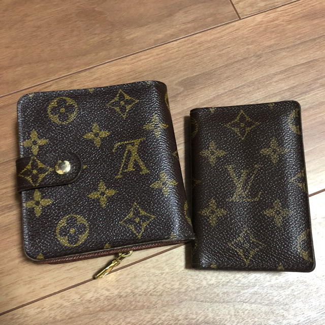 LOUIS VUITTON - ルイヴィトン お財布&カードケース 2点セットの通販 by COCO.T|ルイヴィトンならラクマ