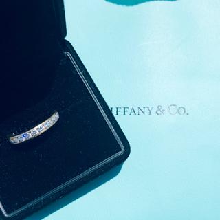 ティファニー(Tiffany & Co.)の最終値下げティファニー フル エタニティ リング tiffany(リング(指輪))