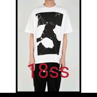 ラッドミュージシャン(LAD MUSICIAN)のBIG T-SHIRT  18ss 新品未使用(Tシャツ/カットソー(半袖/袖なし))