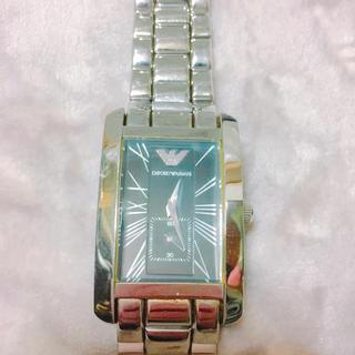 エンポリオアルマーニ(Emporio Armani)の【値下げ】エンポリオアルマーニ 腕時計 メンズ(金属ベルト)