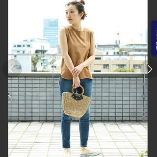 フリークスストア(FREAK'S STORE)の《新品》FREAK'S STORE☆ノースリーブT(Tシャツ(半袖/袖なし))