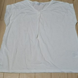 ジエンポリアム(THE EMPORIUM)のTHE EMPORiUM白色Tシャツ(Tシャツ(半袖/袖なし))