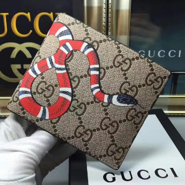 Gucci - Gucciグッチ 2つ折り財布 メンズ ビジネス 紳士 人気財布の通販 by lukkop's shop|グッチならラクマ