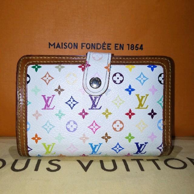 フェリージ バッグ 偽物 996 / LOUIS VUITTON - 美品★ルイヴィトンマルチカラーがま口財布の通販 by ヴィヴィ's shop|ルイヴィトンならラクマ