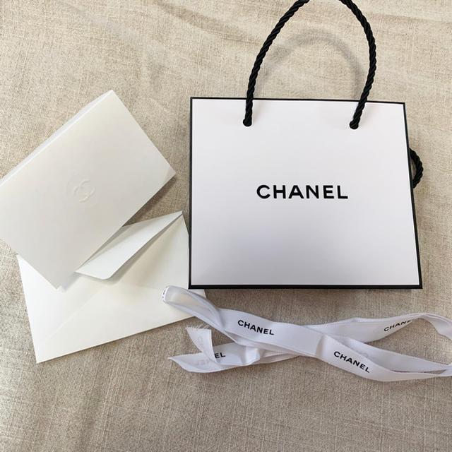 CHANEL - CHANEL ショップ袋の通販 by Mizukiq's shop|シャネルならラクマ